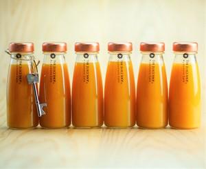 【くだものかふぇ飲み比べセット】大分県産柑橘3種✕6本