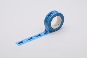【オリジナルグッズ】マスキングテープ (ブルー)