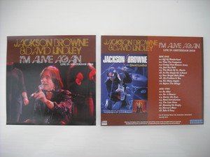 【2CDR】JACKSON BROWNE / I'M ALIVE AGAIN