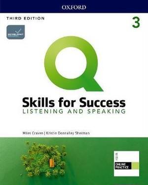 Q Skills for Success: 3: Listening & Speaking