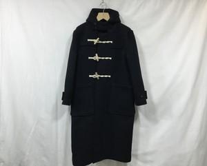 "LENO "" Duffle Coat  "" Black"