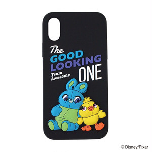 TOY STORY4  Silicone iPhone Case / YY-P004 BK