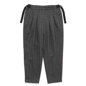 【SAYATOMO】Karusan Herringbone Pants