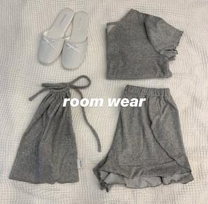 [予約]room wear 3点set