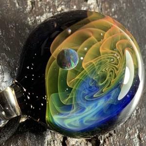 Aurora hole opal