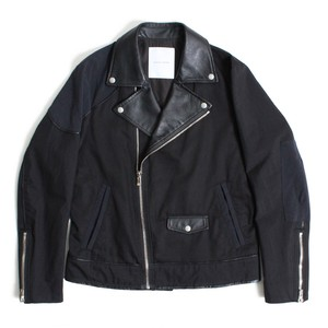 Crazy Bikers Jacket -Black < LSD-AH1B1 >