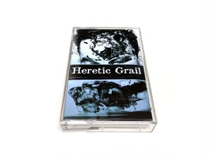 [USED] Heretic Grail - The Hole Of Treason (2019) [Cassette Tape]