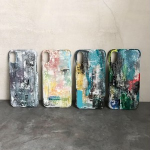 iPhonex/ paint case 【kannnna】