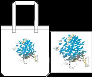 トートバック アサトアキラ×ツチヤヒトミ(デザイナー)