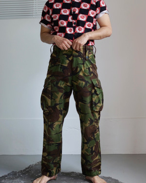 <SOLD OUT>British Army - Trouser Combat Temperate DPM