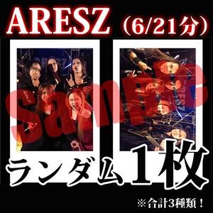 【チェキ・ランダム1枚】ARESZ(6/21分)