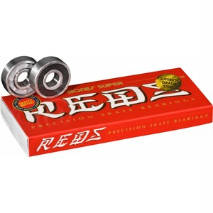 【BONES】SUPER REDS