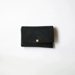 mini wallet - bk - プエブロ