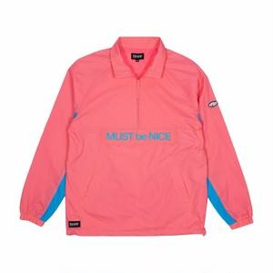 RIPNDIP - Run It Nylon Track Jacket (Watermelon)