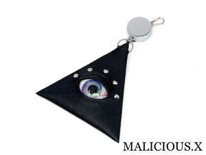 eye pass case / blue marble(safiano)
