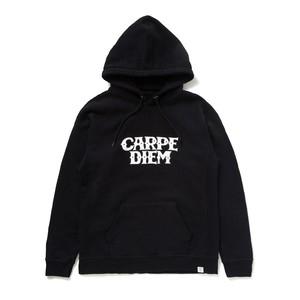 【予約販売】CARPE DIEM x BEDWIN コラボフーディー(ブラック) ***4月5日(日曜日)の23:59で締め切ります***