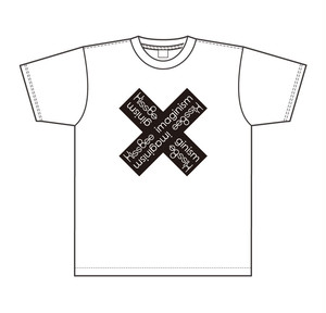 新グッズ Tシャツ 『imaginism』ツアーver