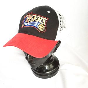 NBA PHILADELPHIA 76ERS SIXERS シクサーズ リーボック メッシュ スナップバック REEBOK キャップ 1712
