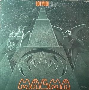 【LP】MAGMA/Udu Wudu