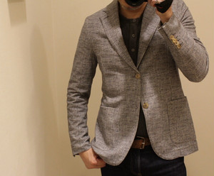 "CIRCORO 1901  ""Principe di Galles"" Jersey Jacket"