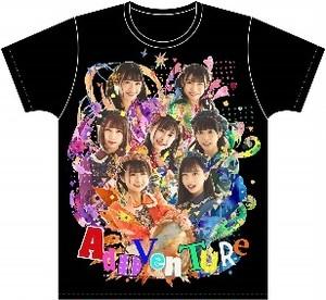 """Add""Venture Tour2020 Tシャツ【箱推し】"