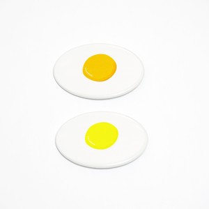 Sunny side up Can badge SET