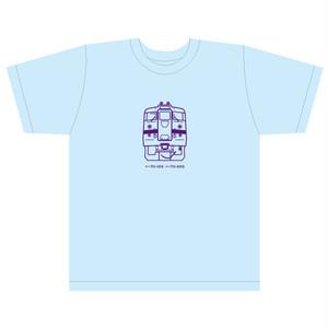 クハ711  Tシャツ タイプF