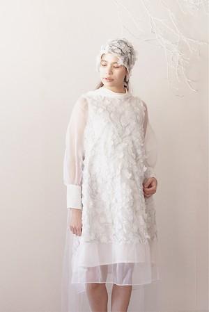 Mia   フラワーAラインドレス