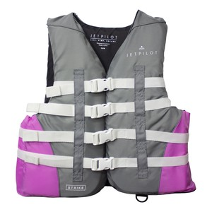 CAUSE LADIES F/E NYLON CGA VEST
