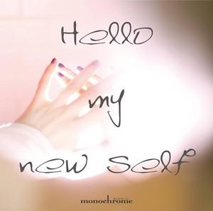 モノクローム 4thシングル「Hello my new self」 [MC-CD005]