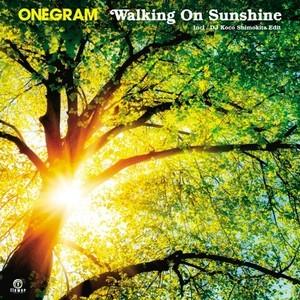 "ONEGRAM - Walking On Sunshine(7"")"