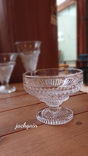 パフェグラス、デザートグラスS