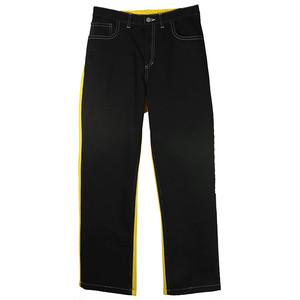 JARSEY DENIM PANTS