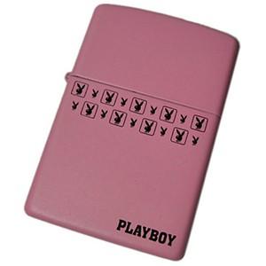プレイボーイ・ピンクマット - Zippo Playboy Pink Matte-2008