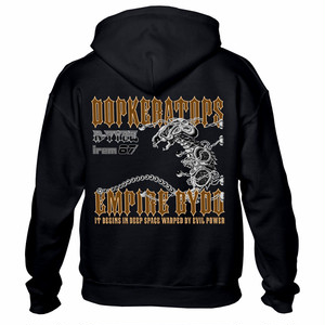 R-TYPE「DOPKERATOPS Zip-Up Parka」 / GAMES GLORIOUS