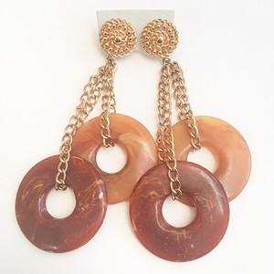 """""""AVON"""" Neutral Hues earring[e-796]"""