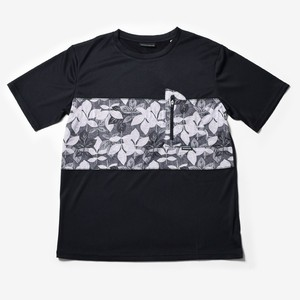 MMA Botanical Panel Pocket Tee (Mono)