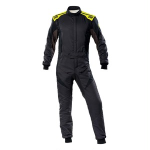 IA01854E184 FIRST EVO SUIT MY2020 Anthracite/black/fluo yellow