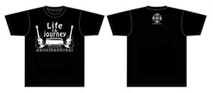 YOU TOUR T-SHIRT 2018 -Summer remember you-  BLACK