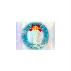 【選べるポストカード3枚セット】No.144 リース白花