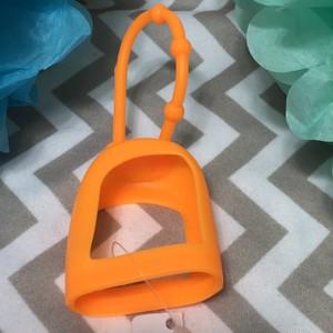 Bath&BodyWorks(バス&ボディワークス)-Anti Bacterial Hand Gel-ハンドジェル-ハンドホルダー-オレンジ