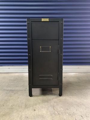 インテリア アンティーク風ゴミ箱《ミニダストBOX》