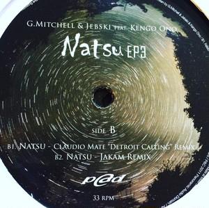 G.Mitchell & Jebski – Natsu EP 3