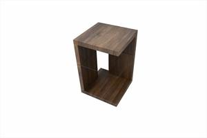 BR Sandbar Side Table / カリフォルニアモダンスタイル サンドバー サイドテーブル / ブラウン