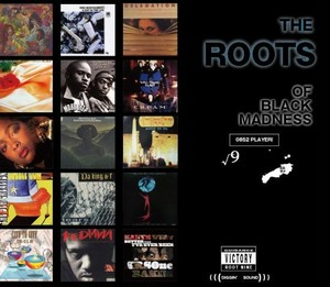 符和 - THE ROOTS OF BLACK MADNESS (MixCD)