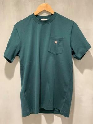 soglia - pocket tee - green