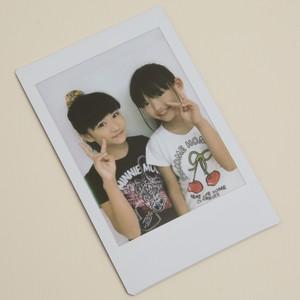 みゅー☆スター チェキプリント(画面4.6×6.2cm) KP-0034