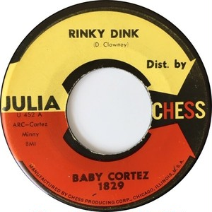Baby Cortez – Rinky Dink / Getting Right