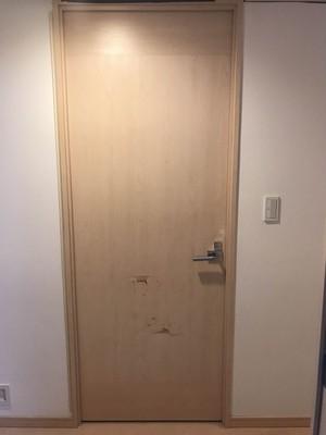 ドア交換したい値段