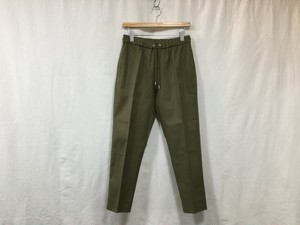 "FLISTFIA""Cropped Trousers Khaki"""